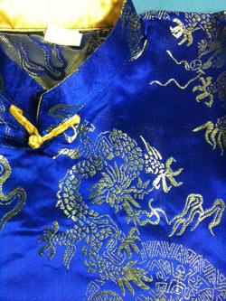 Ảnh số 5: áo dài khăn đóng - Giá: 190.000