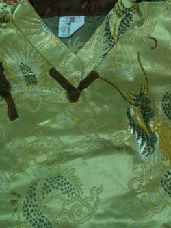 Ảnh số 7: áo dài khăn đóng - Giá: 190.000