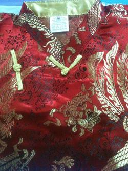 Ảnh số 9: áo dài khăn đóng - Giá: 190.000
