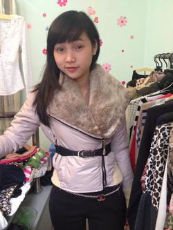 Ảnh số 30: áo fao cổ lông (đã bán) - Giá: 750.000