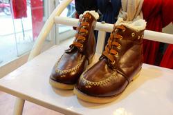 Ảnh số 53: giày lông mũi viền - Giá: 320.000