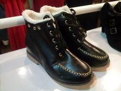 Ảnh số 84: giày lông mũi viền - Giá: 320.000