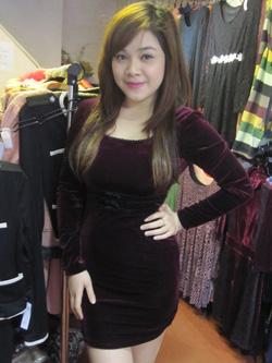 Ảnh số 56: Váy nhung - Giá: 565.000