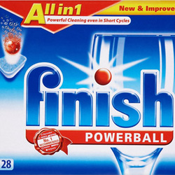 Ảnh số 52: Vi&ecircn rửa b&aacutet FINISH All in 1 - Giá: 200.000