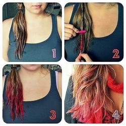 Ảnh số 10: Phấn nhuộm tóc Highlight Korea - Giá: 30.000