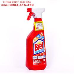 Ảnh số 54: Nước tẩy WC Bref si&ecircu sạch của Đức 750ml: - Giá: 170.000