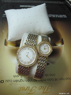Ảnh số 8: Đồng hồ,Piaget cho nữ, nam đ&iacutenh đá s&aacuteng lung linh,k&iacutenh saphia,m&aacutey nhật - Giá: 600.000