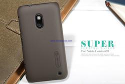 Ảnh số 81: - Case NILLKIN ốp lưng NOKIA Lumia 620 loại Sần - Giá: 120.000