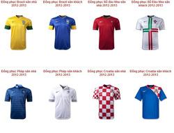 Ảnh số 1: Áo bóng đá - Giá: 90.000