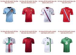 Ảnh số 3: Áo bóng đá - Giá: 90.000