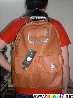 Ảnh số 41: Ba lô da đi học, đi chơi thời trang BLD34 - Giá: 320.000
