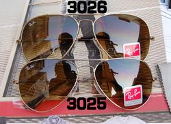 Ảnh số 28: Ray Ban RB 3026 , RB 3025 mắt nâu (Gọng Vàng , Bạc , Hun , Đen) - Giá: 680.000
