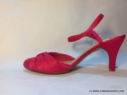 Ảnh số 15: Sandal cao gót Việt Nam xuất khẩu WIDE FIT X07 size37 - Giá: 460.000