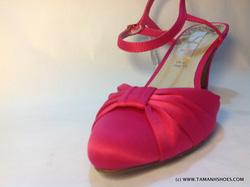 Ảnh số 16: Sandal cao gót Việt Nam xuất khẩu WIDE FIT X07 size37 - Giá: 460.000