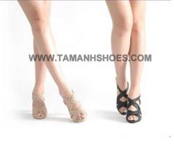 Ảnh số 60: Sandal cao gót Việt Nam CafèNoir X59 màu nude đủ size 35 đến 38 - Giá: 224.000