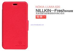 Ảnh số 85: - Bao Da NOKIA Lumia 620 NILLKIN cao cấp - Giá: 200.000