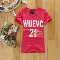 Ảnh số 20: áo phông hè nữ hàn quốc - Giá: 150.000