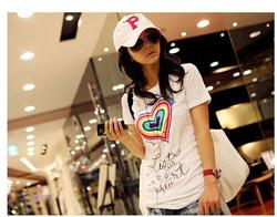 Ảnh số 5: áo phông hè nữ hàn quốc - Giá: 150.000