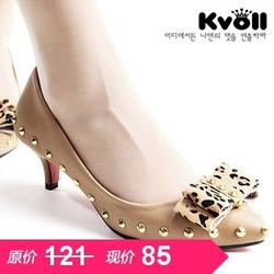 Ảnh số 78: Giày cao gót Kvoll kiểu dáng sang trọng CG78 - Giá: 580.000