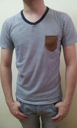 Ảnh số 43: áo phông nam - Giá: 140.000
