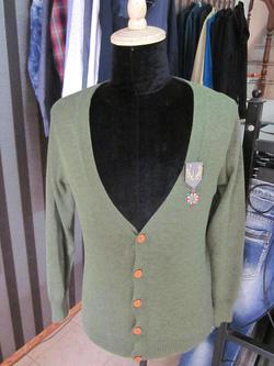 Ảnh số 24: Áo khoác len cardigan - Giá: 200.000