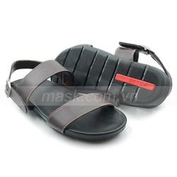 Ảnh số 22: Sandals Prada da nâu khóa - Giá: 380.000