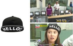 Ảnh số 8: Mũ vén Hello Jihyo - Giá: 250.000