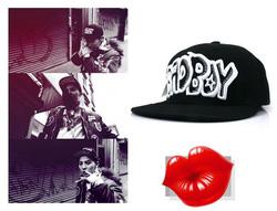 Ảnh số 29: Mũ Bad boy Gragon - Giá: 230.000