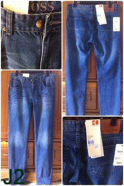 Ảnh số 57: Jeans Boss 2011 - Giá: 250.000