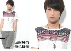 Ảnh số 3: áo thun 2 chiều - Giá: 80.000
