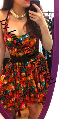 Ảnh số 19: váy hoa hàn - Giá: 800.000