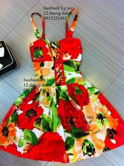 Ảnh số 74: váy hoa - Giá: 800.000