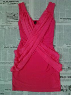 Ảnh số 6: váy hồng sexy - Giá: 230.000