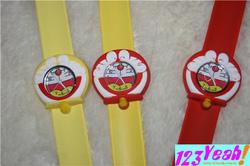 Ảnh số 17: Đồng hồ thước kẻ mặt Đôremon xiteen DHTK15 - Giá: 95.000
