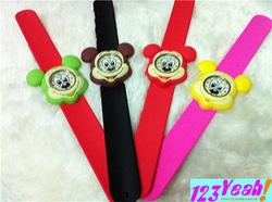 Ảnh số 32: Đồng hồ thước kẻ Mickey xinh xắn DHTK9 - Giá: 95.000