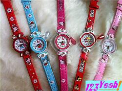 Ảnh số 33: Đồng hồ Kitty, Angry đáng iu DHTT10 - Giá: 90.000