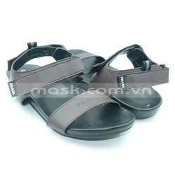 Ảnh số 57: Sandals Prada da nâu quai dán - Giá: 400.000
