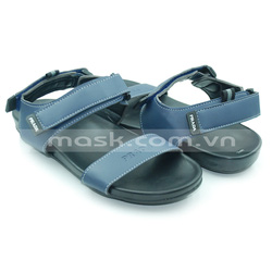 Ảnh số 59: Sandals Prada da xanh quai dán - Giá: 400.000