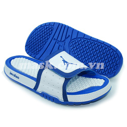Ảnh số 83: Nike Air Jordan trắng xanh - Giá: 750.000