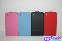 Ảnh số 4: Bao da nắp bật màu cho iphone 3G.3S BNN7 - Giá: 135.000