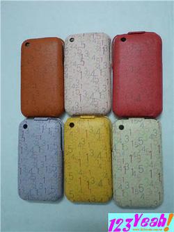 Ảnh số 10: Bao da bật nắp iphone 3G.3GS BNN2 - Giá: 130.000