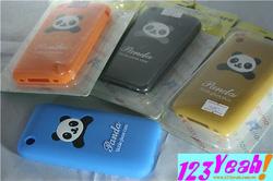 Ảnh số 16: Ốp silicon gấu Panda xinh xắn cho 3G.3GS OV18 - Giá: 120.000