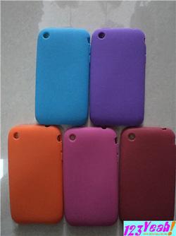 Ảnh số 20: Ốp silicon nút home cực style cho iphone 4S.4 OV17 - Giá: 65.000