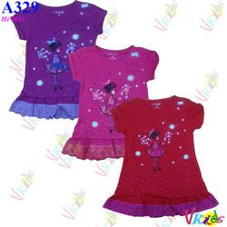 Ảnh số 76: Áo váy cô tiên hiệu Zara Kids ,r/7 ,bé 1t-7t - Giá: 1.100