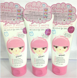Ảnh số 12: CATHY DOLL READY 2 WHITE MILK DRESS CREAM PACK - Giá: 170.000
