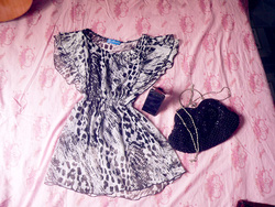Ảnh số 5: áo váy voan new 100% - Giá: 80.000