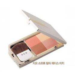 Ảnh số 12: Phấn má hồng GEO Soft Color Face Touch - Giá: 270.000