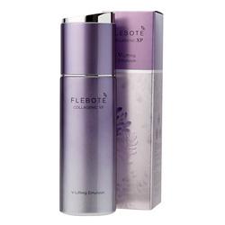 Ảnh số 31: Sữa dưỡng Flebote Collagenic XP V-lifting Emulsion - The Face Shop - Giá: 400.000