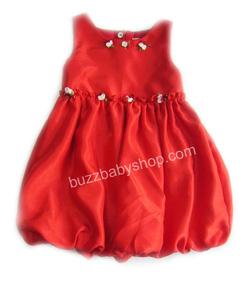 Ảnh số 29: Đầm Phi bí đỏ Gala, size 2>10 tuổi - Giá: 1.000