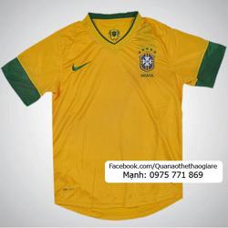 Ảnh số 58: Quần áo bóng đá đội tuyển Brazil - Giá: 85.000
